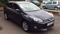 Used Ford Focus FOCUS ESTATE, 125 Titanium