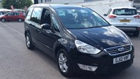 Used Ford Galaxy EcoBoost Zetec 5dr (Start