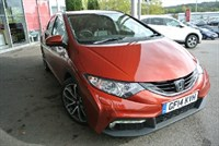 Used Honda Civic i-DTEC EX Plus 5dr (2014 -