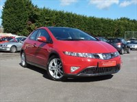 Used Honda Civic i-VTEC EX GT 5dr