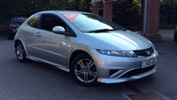 Used Honda Civic 1.4 i-VTEC Type S 3dr i-Shift
