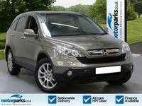 Used Honda CR-V i-CTDi EX 5dr