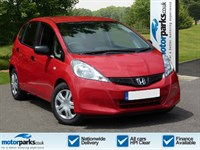 Used Honda Jazz i-VTEC ES Plus 5dr (2013 -