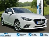 Used Mazda Mazda3 2.2d Sport Nav 5dr (2013 - )