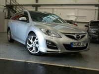 Used Mazda Mazda6 2.2d (180) Sport 5dr Estate