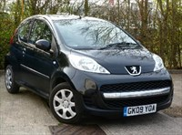 Used Peugeot 107 Urban 3dr