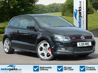 Used VW Polo TSI 180 GTI 3dr DSG