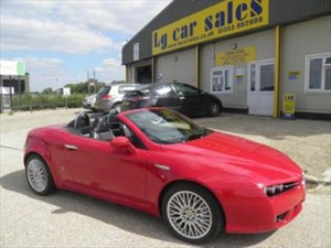 used Alfa Romeo Spider  in ely-cambridgeshire