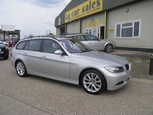 used BMW 320d EDITION SE TOURING in ely-cambridgeshire