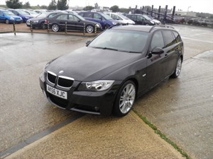 used BMW 320d M SPORT in ely-cambridgeshire