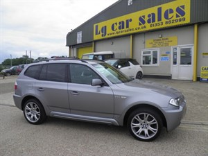 used BMW X3 D M SPORT in ely-cambridgeshire