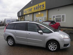 used Citroen C4 Picasso VTR+ in ely-cambridgeshire