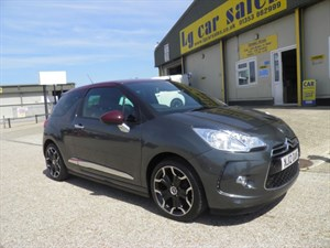 used Citroen DS3 E-HDI AIRDREAM DSPORT in ely-cambridgeshire