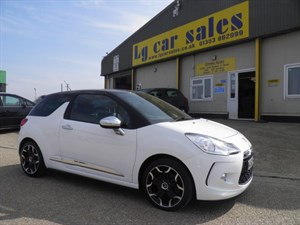 used Citroen DS3 THP DSPORT PLUS in ely-cambridgeshire