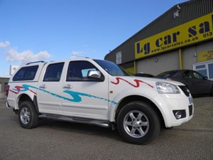 used Great Wall Steed TD SE 4X4 DCB in ely-cambridgeshire