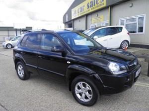 used Hyundai Tucson PREMIUM CRDI in ely-cambridgeshire