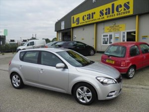 used Kia Ceed 2 EcoDynamics in cambridgeshire