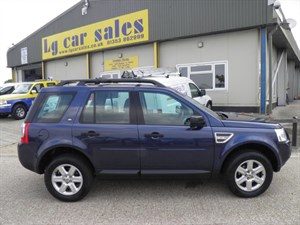 used Land Rover Freelander TD4 GS in ely-cambridgeshire
