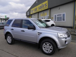 used Land Rover Freelander TD4 XS in ely-cambridgeshire