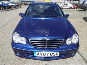 used Mercedes C200 CDI AVANTGARDE SE in ely-cambridgeshire
