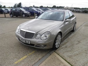 used Mercedes E320 CDI SPORT in ely-cambridgeshire
