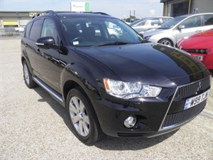 used Mitsubishi Outlander DI-D GX 4 in ely-cambridgeshire