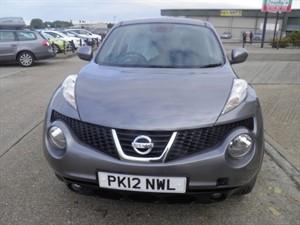 used Nissan Juke TEKNA DCI in ely-cambridgeshire