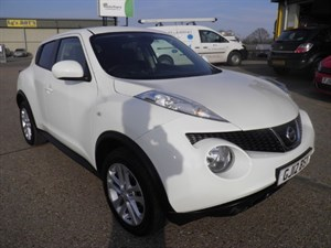 used Nissan Juke TEKNA in ely-cambridgeshire