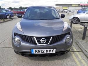 used Nissan Juke VISIA in ely-cambridgeshire