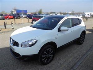 used Nissan Qashqai N-TEC DCI in ely-cambridgeshire