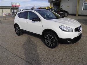 used Nissan Qashqai 360 in ely-cambridgeshire