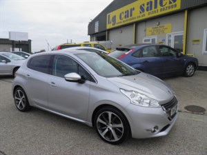 used Peugeot 208 FELINE E-HDI in ely-cambridgeshire