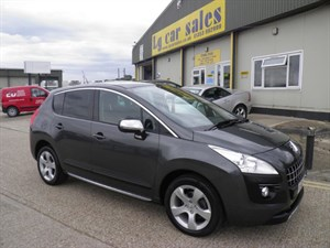 used Peugeot 3008 EXCLUSIVE HDI in ely-cambridgeshire