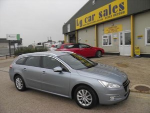 used Peugeot 508 SW SR in ely-cambridgeshire