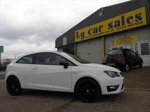 used SEAT Ibiza CR TDI FR in ely-cambridgeshire