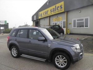used Suzuki Grand Vitara X-EC in cambridgeshire