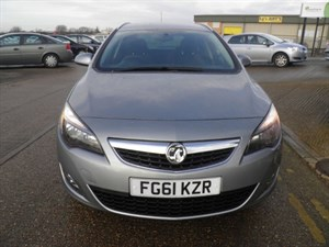 used Vauxhall Astra SRI CDTI in ely-cambridgeshire