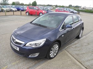 used Vauxhall Astra SE in ely-cambridgeshire