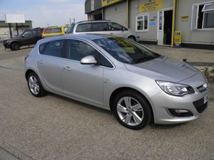 used Vauxhall Astra SRI in ely-cambridgeshire