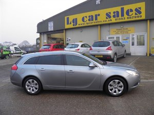used Vauxhall Insignia SE NAV CDTI ECOFLEX in ely-cambridgeshire