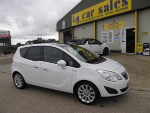 used Vauxhall Meriva SE in ely-cambridgeshire