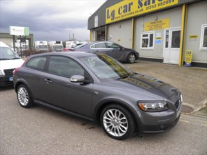 used Volvo C30 D DRIVE SE LUX in cambridgeshire