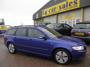 used Volvo V50 D DRIVE SE in ely-cambridgeshire