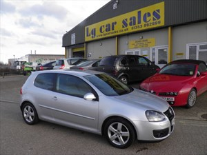 used VW Golf GT SPORT TDI in cambridgeshire