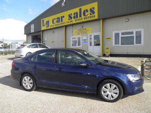 used VW Jetta S TDI BLUEMOTION TECHNOLOGY in ely-cambridgeshire