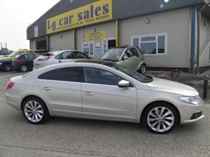 used VW Passat CC GT TDI DSG in ely-cambridgeshire