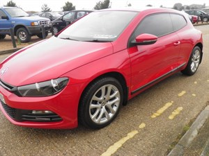 used VW Scirocco TSI in ely-cambridgeshire