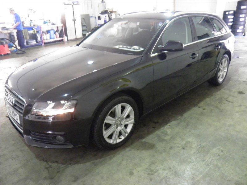 used Audi A4 Avant TDI SE DPF in ely-cambridgeshire