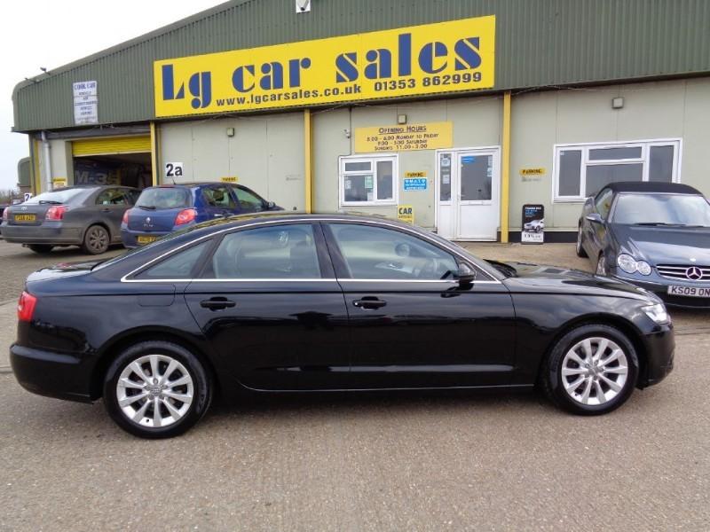 used Audi A6 TDI SE in ely-cambridgeshire