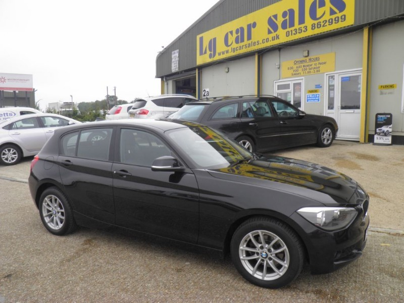 used BMW 116d SE in ely-cambridgeshire